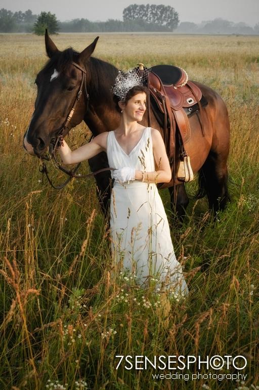7sensesphoto sesja slubna plener konie 14