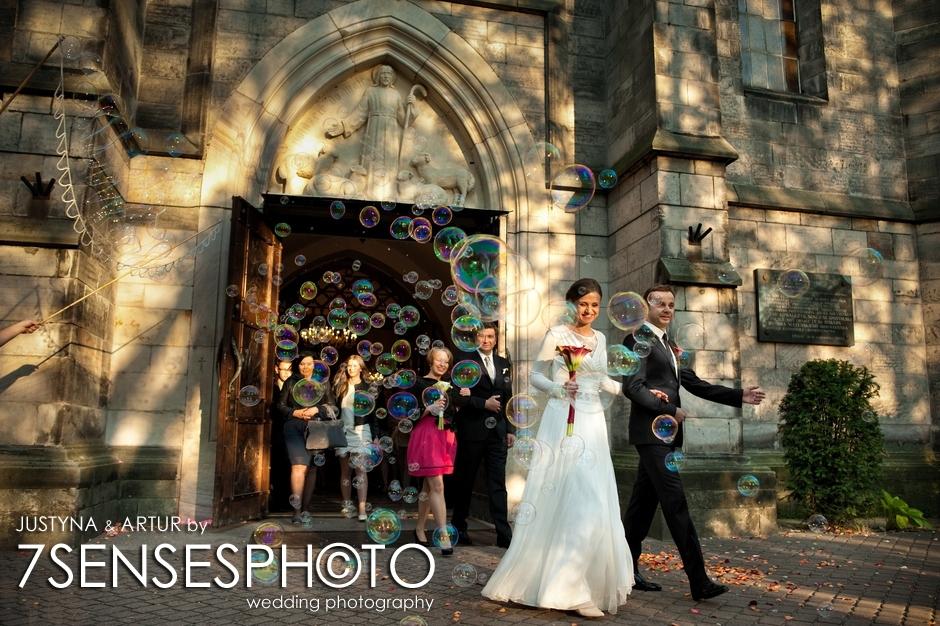 7SENSESPHOTO slub wesele Końskie kościół Mikołaja