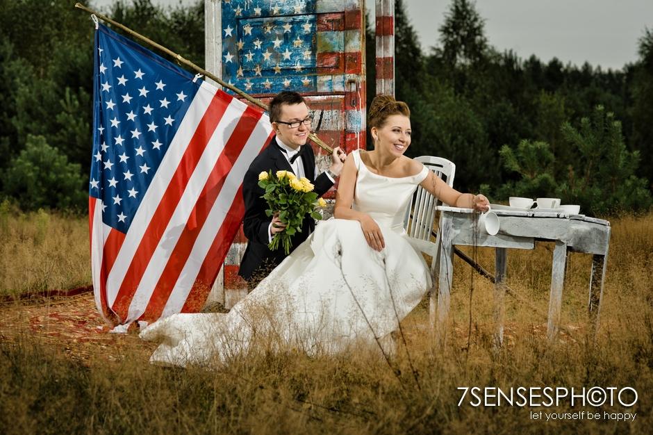 7SENSESPHOTO American Dream sesja ślubna (2)