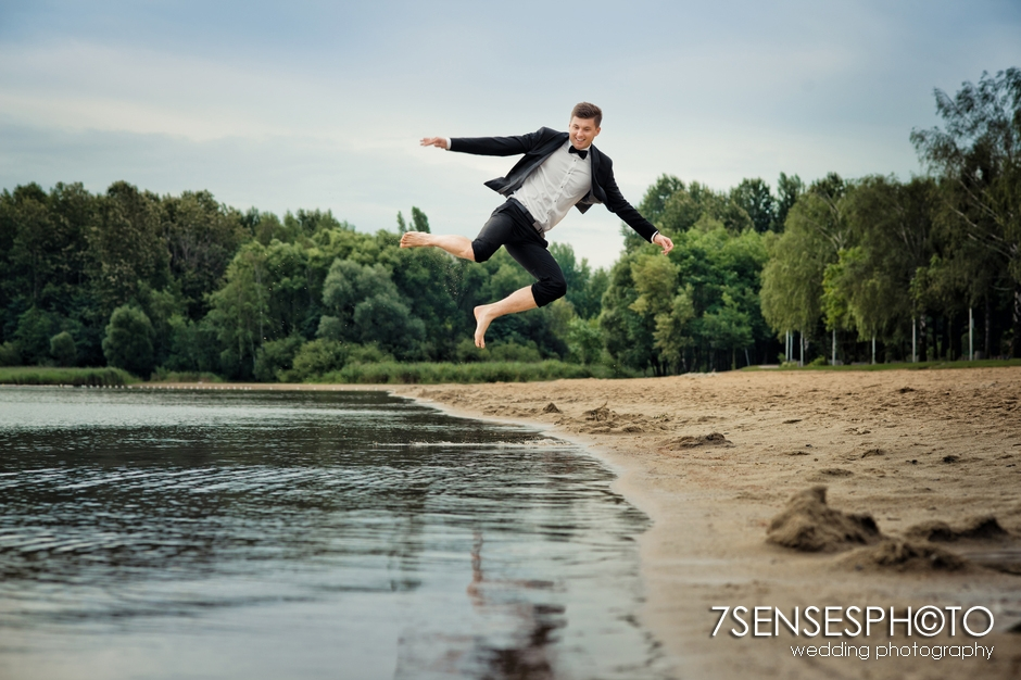 7SENSESPHOTO sesja ślubna jezioro molo 29