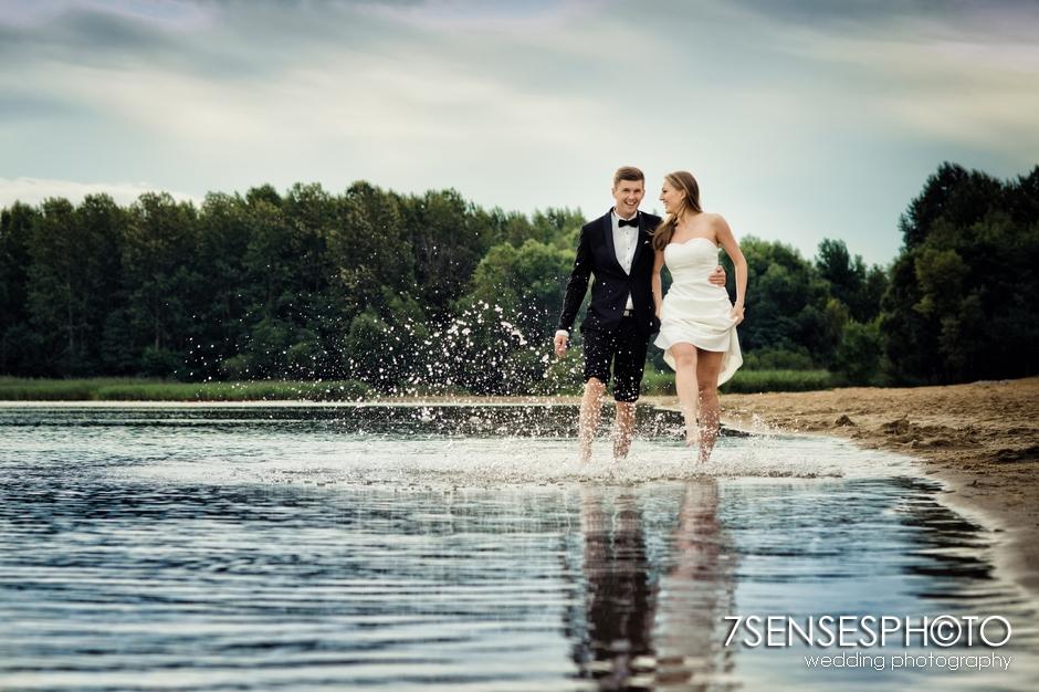 7SENSESPHOTO sesja ślubna jezioro molo 31