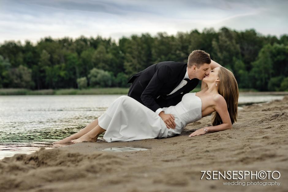 7SENSESPHOTO sesja ślubna jezioro molo 33