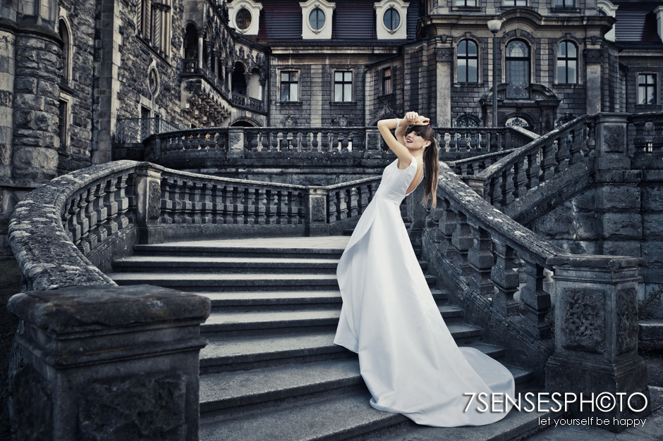 7SENSESPHOTO zamek Moszna sesja 25