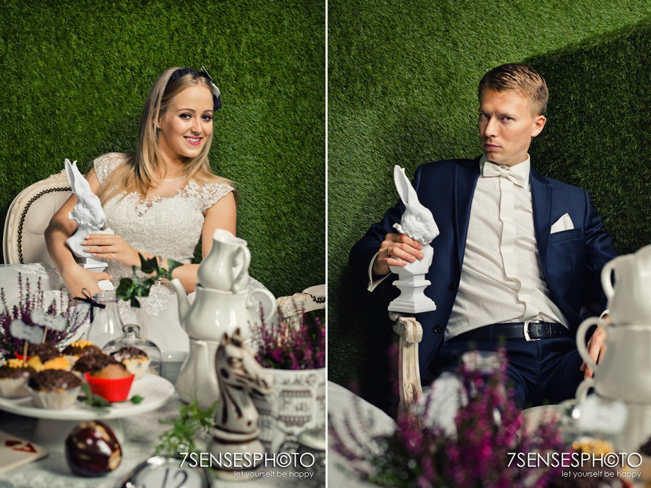 7SENSESPHOTO Alicja w Krainie Czarow sesja slub 14