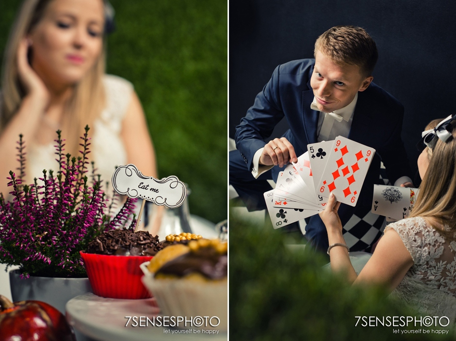 7SENSESPHOTO Alicja w Krainie Czarow sesja slub 6