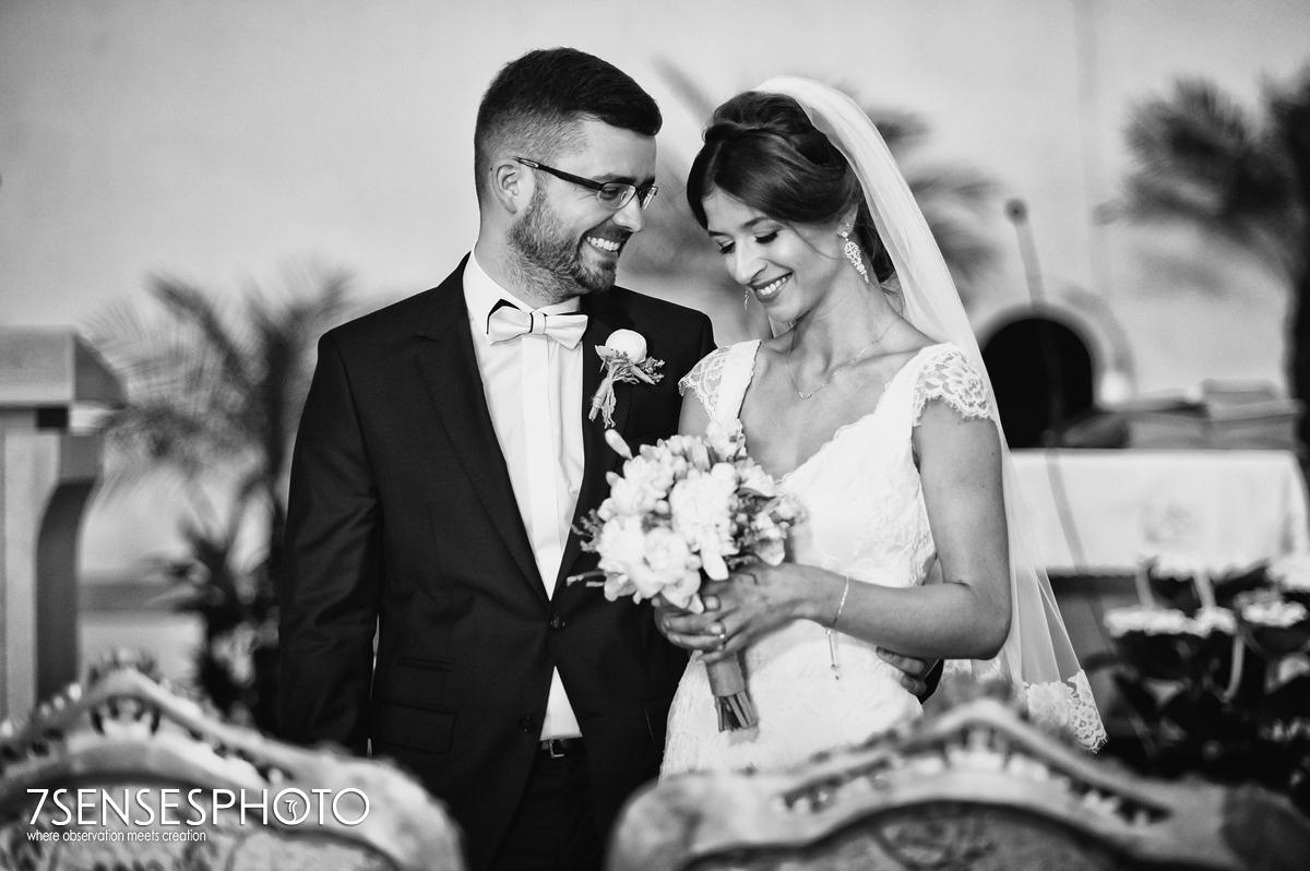 ślub kościół w Piastowie fotograf