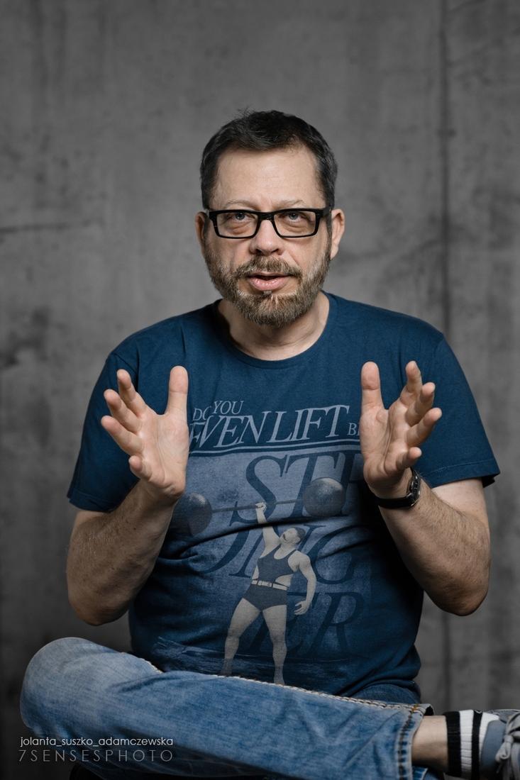 Tomasz Raczek publicysta