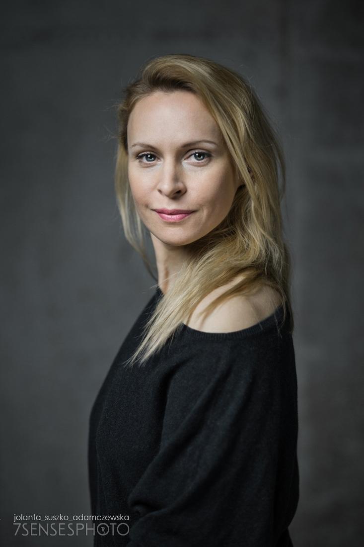 fotografia portretowa Jolanta Suszko Adamczewska sesji aktorki Paulina Holtz