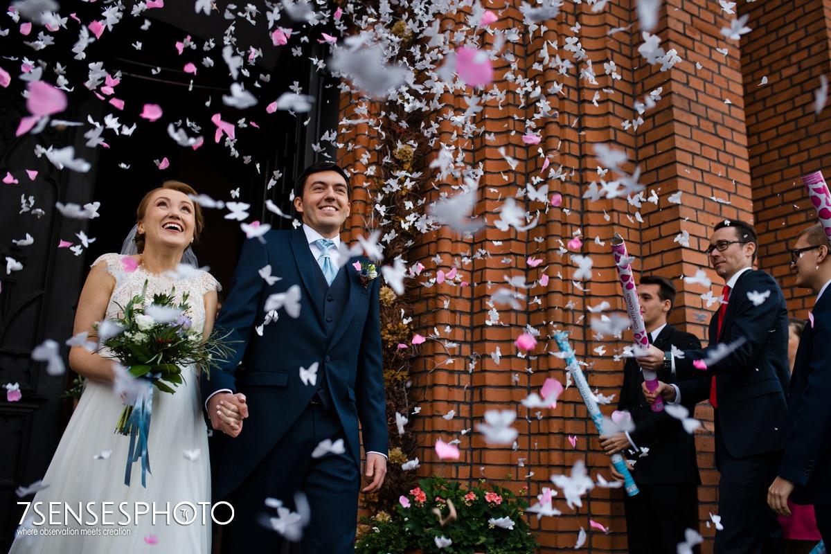 Katedra Niepokalanego Poczęcia Najświętszej Maryi Panny w Siedlcach ślub ceremonia fotografia 7SENSESPHOTO