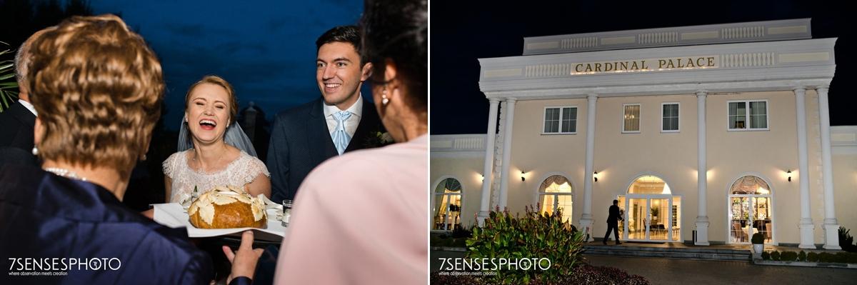 Cardinal Palace - Centrum Konferencyjno - Wypoczynkowe Klimki pod Łukowem fotografia ślubna wesele bankiet