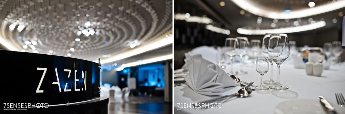 wedding Double Tree by Hilton Warsaw przyjęcie wesele