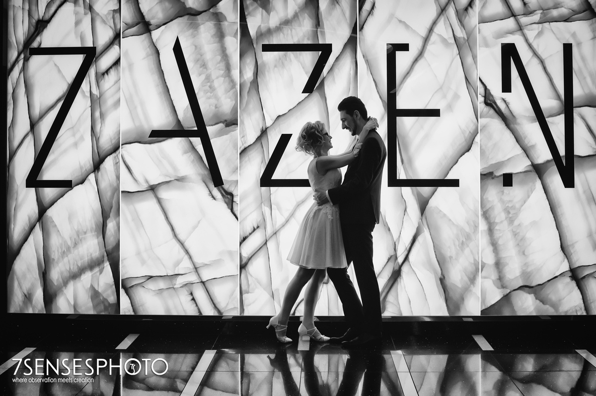 wedding Double Tree by Hilton Warsaw 7senses photography