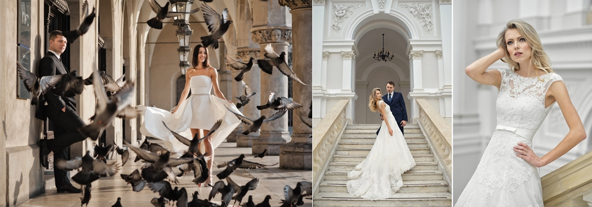 elegancka stylowa kreatywna artystyczna wyjątkowa sesja ślubna fashion moda plener 7SENSESPHOTO