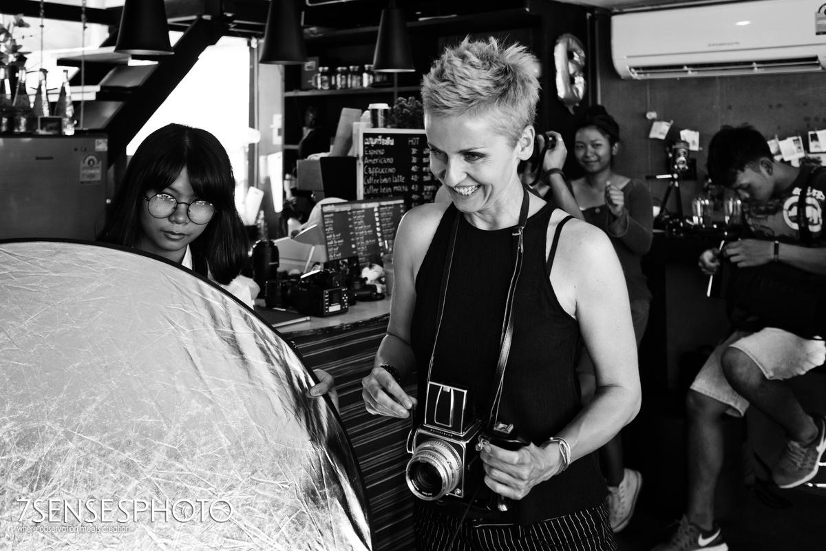 7SENSESPHOTO Jolanta Suszko Adamczewska portrait photography workshop course Thailand Poland