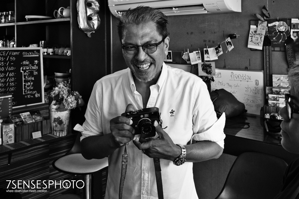 Voravik Maneewattanakul photographer Thailand Khon Kaen workshop 7SENSESPHOTO Leica