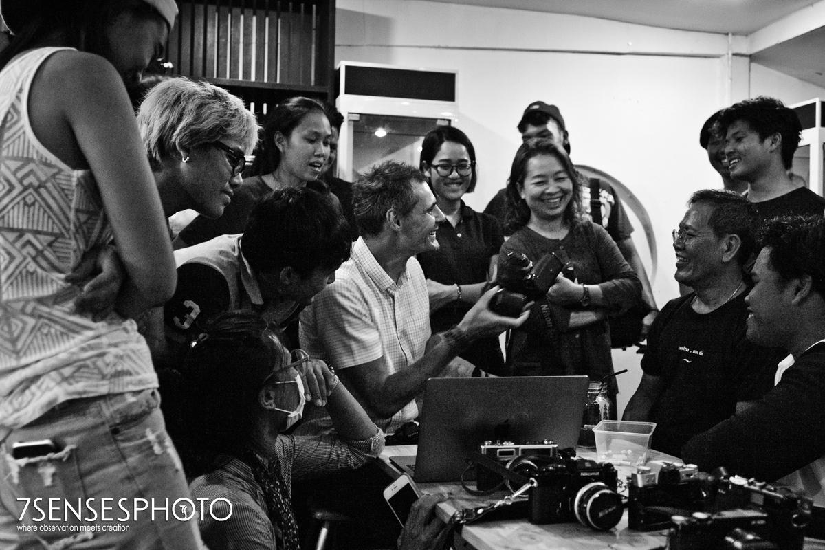 photography workshop Thailand Khon Kaen Maciej Meru Adamczewski warsztat fotograficzny Tajlandia