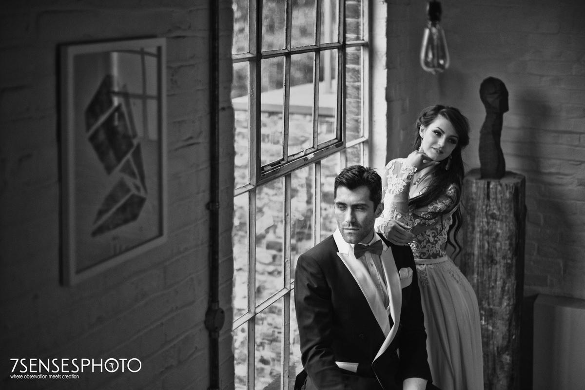 Kamil Lemieszewski model actor Saffaron Jaye Richardson photoshoot London