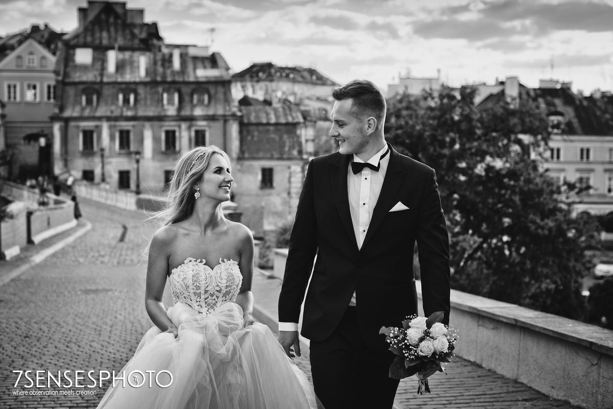 Gabbiano Love Julliete #3727 CECIL suknia SESJA ślubna Lublin starówka