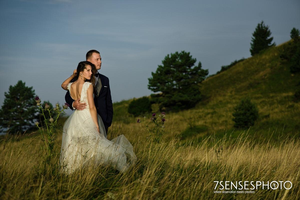 plener fotograficzny sesja ślubna góry Tatry Pieniny Gorce