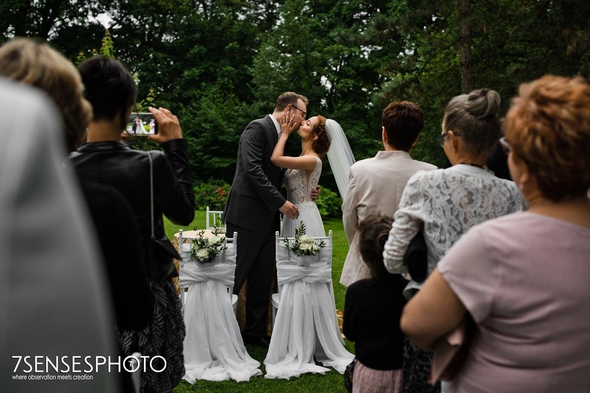 pałac żeleńskich Grodkowice Kraków ślub wesele fotografia 7SENSESPHOTO