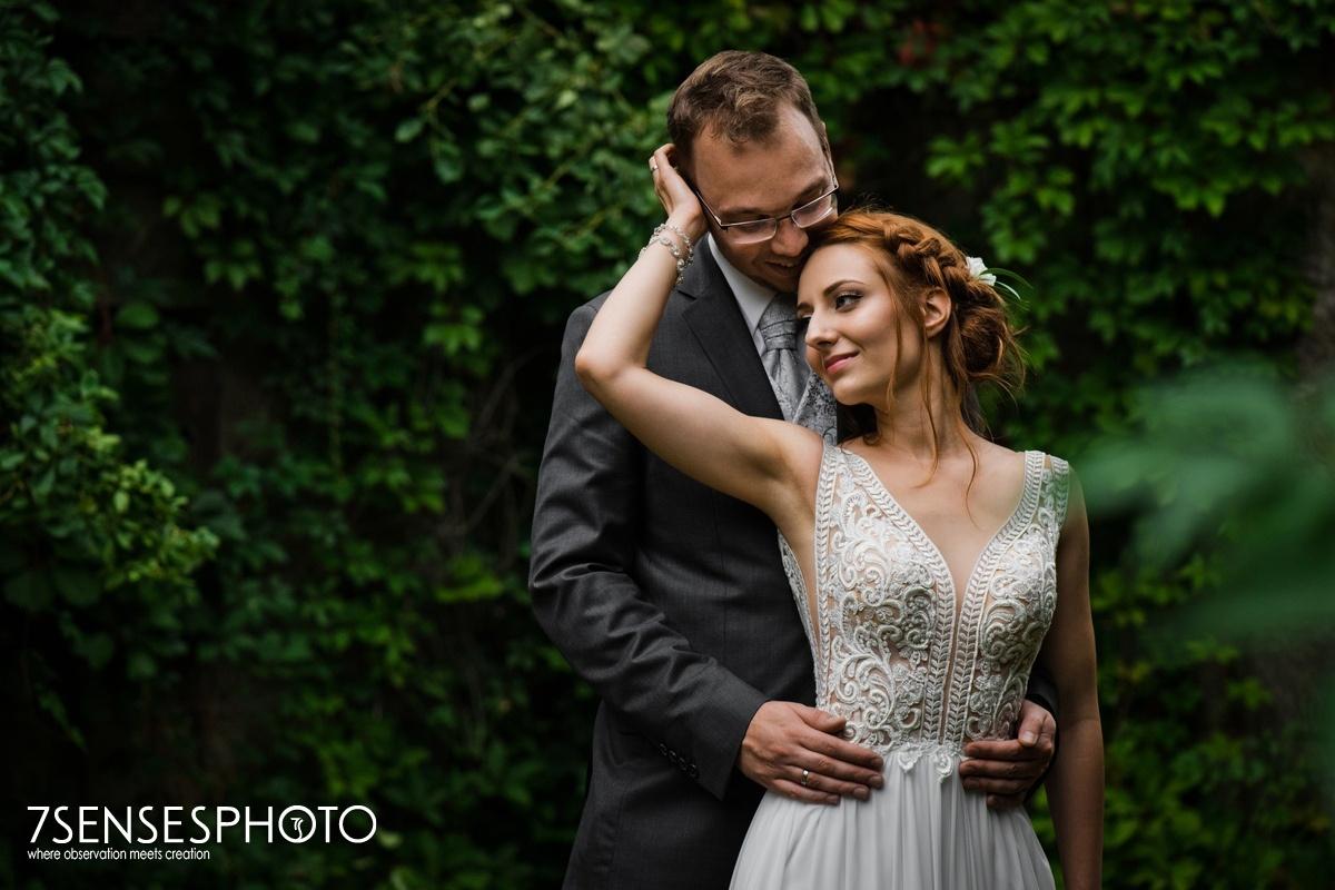pałac żeleńskich kraków ślub sesja fotografia para młoda
