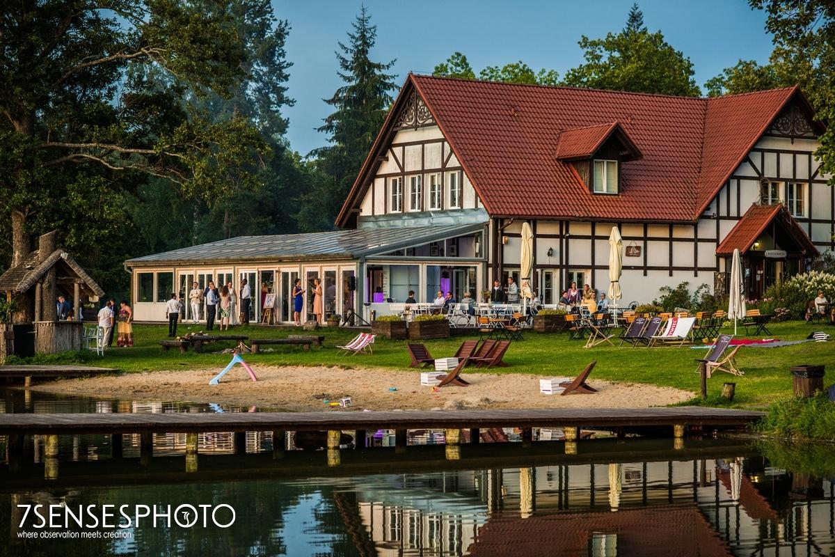 piękny ślub 7SENSESPHOTO Hotel Jablon Lake Resort Pisz
