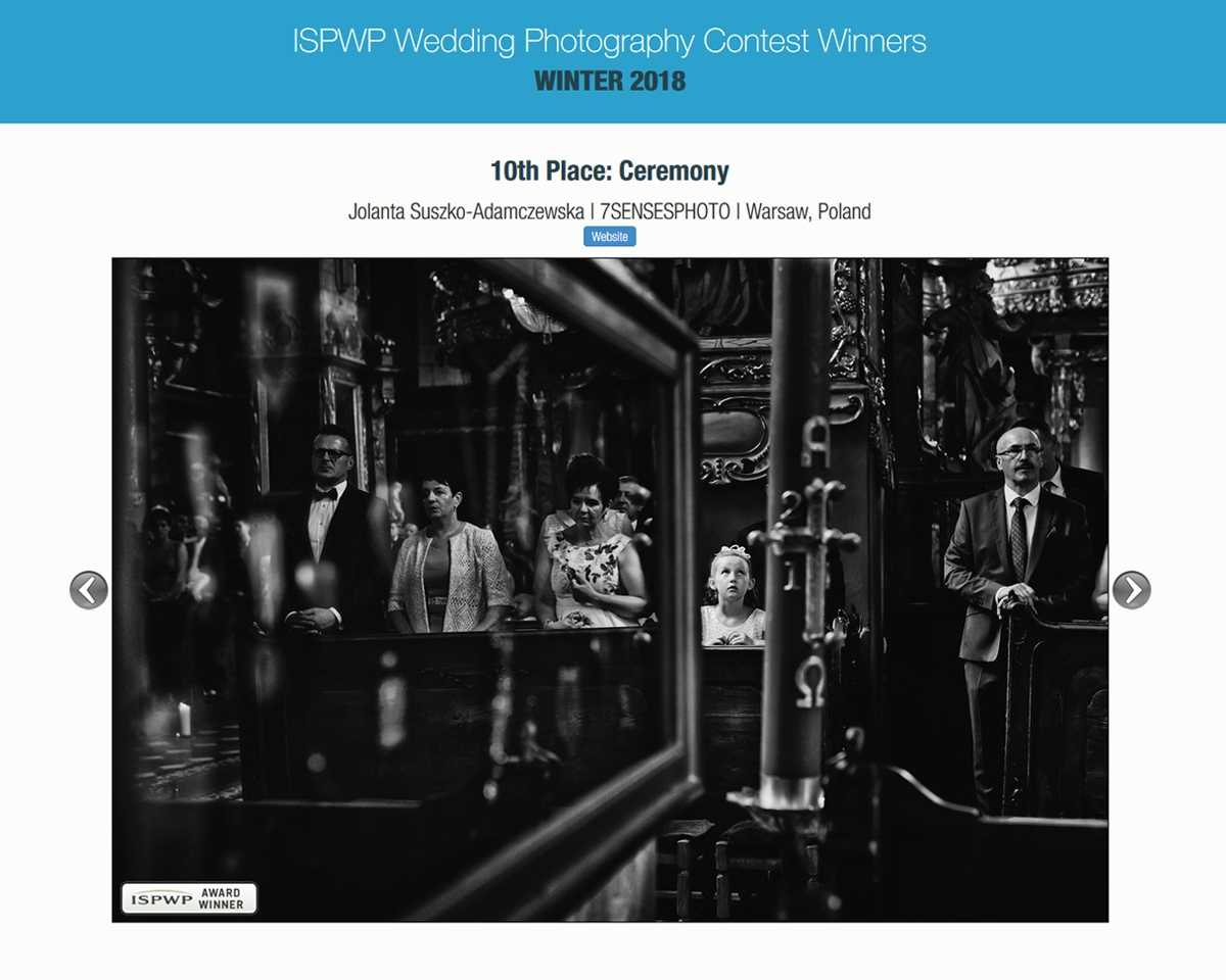 ISPWP photo contest wedding ceremony 7SENSESPHOTO