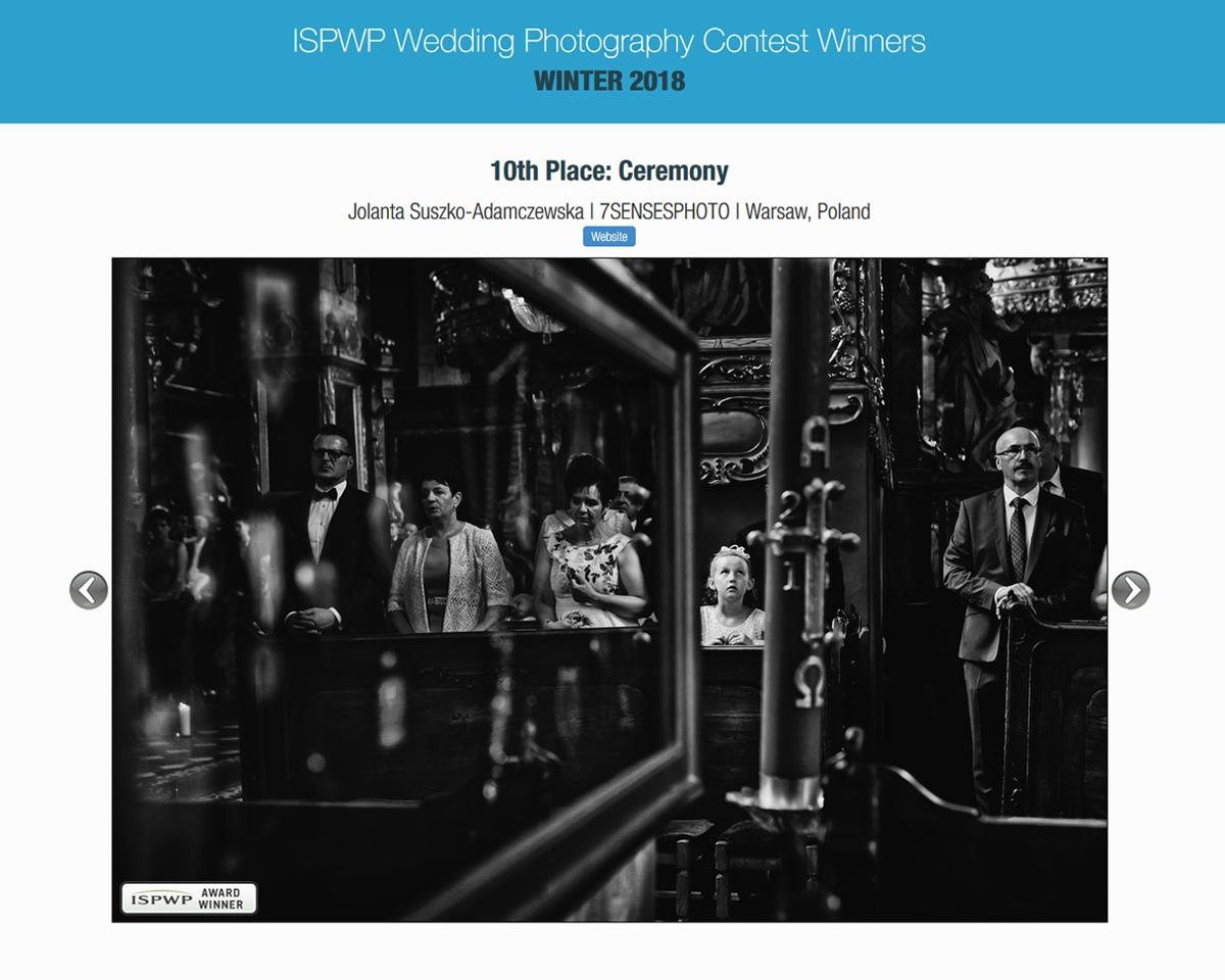 ISPWP photo contest wedding ceremony 7SENSESPHOTO