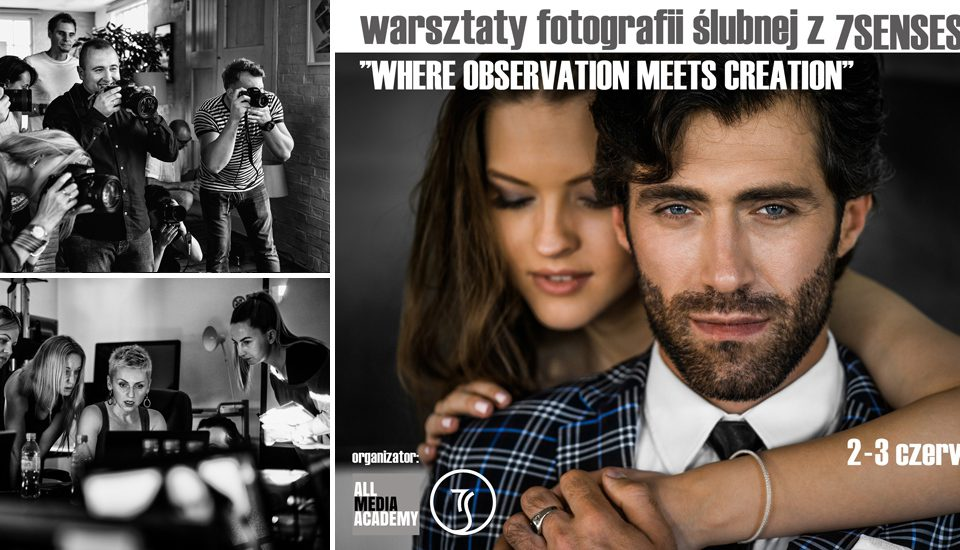 Wedding Photography Workshop in London / photo report