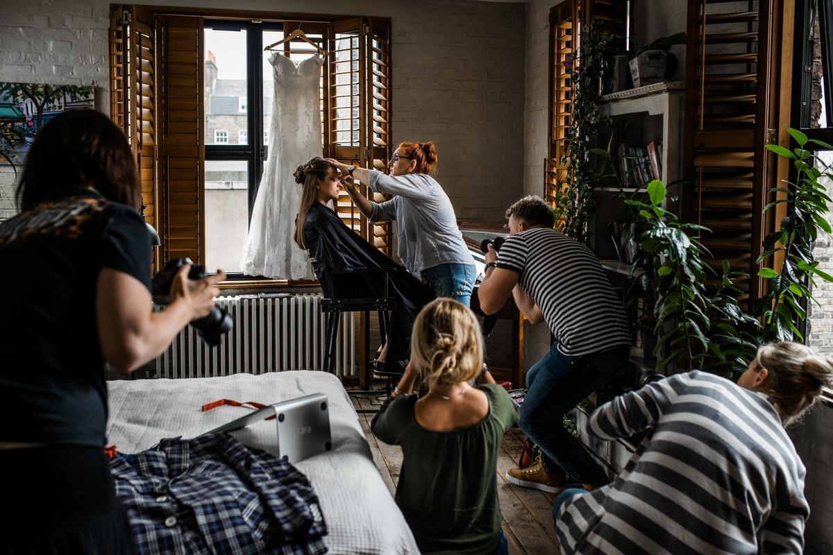 warsztaty szkolenia profesjonalna fotografia slubna