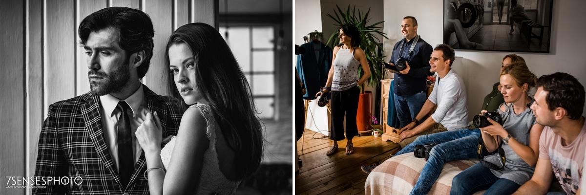 Amela Krzapa Kamil Lemieszewski model profesjonalna fotografia ślubna 7SENSESPHOTO warsztaty Londyn