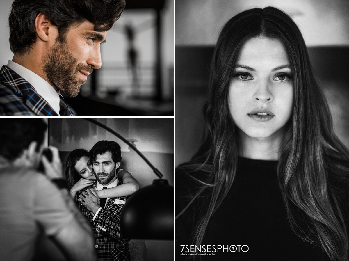 Amela Krzapa Kamil Lemieszewski model profesjonalna fotografia ślubna 7SENSESPHOTO warsztaty workshop London