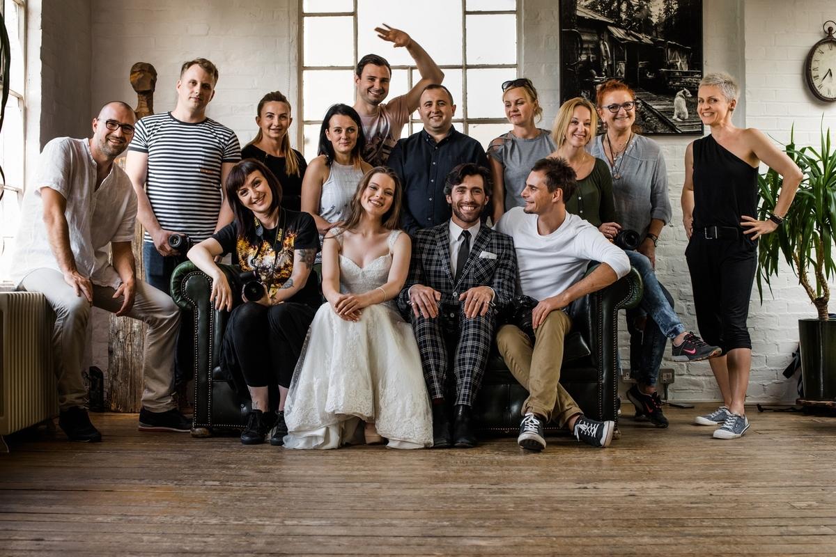 warsztaty fotografii ślubnej Londyn 7SENSESPHOTO All Media Academy
