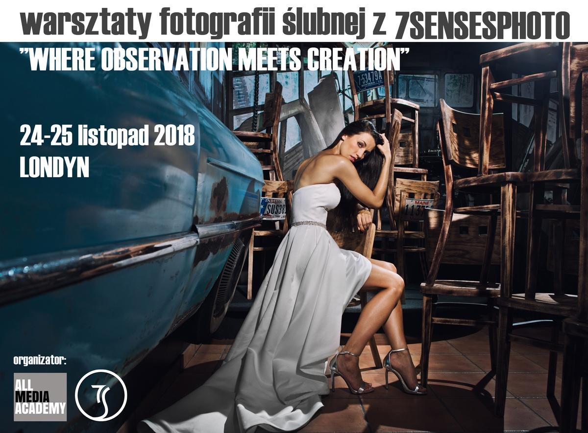 7sensesphoto warsztaty fotografii slubnej Londyn
