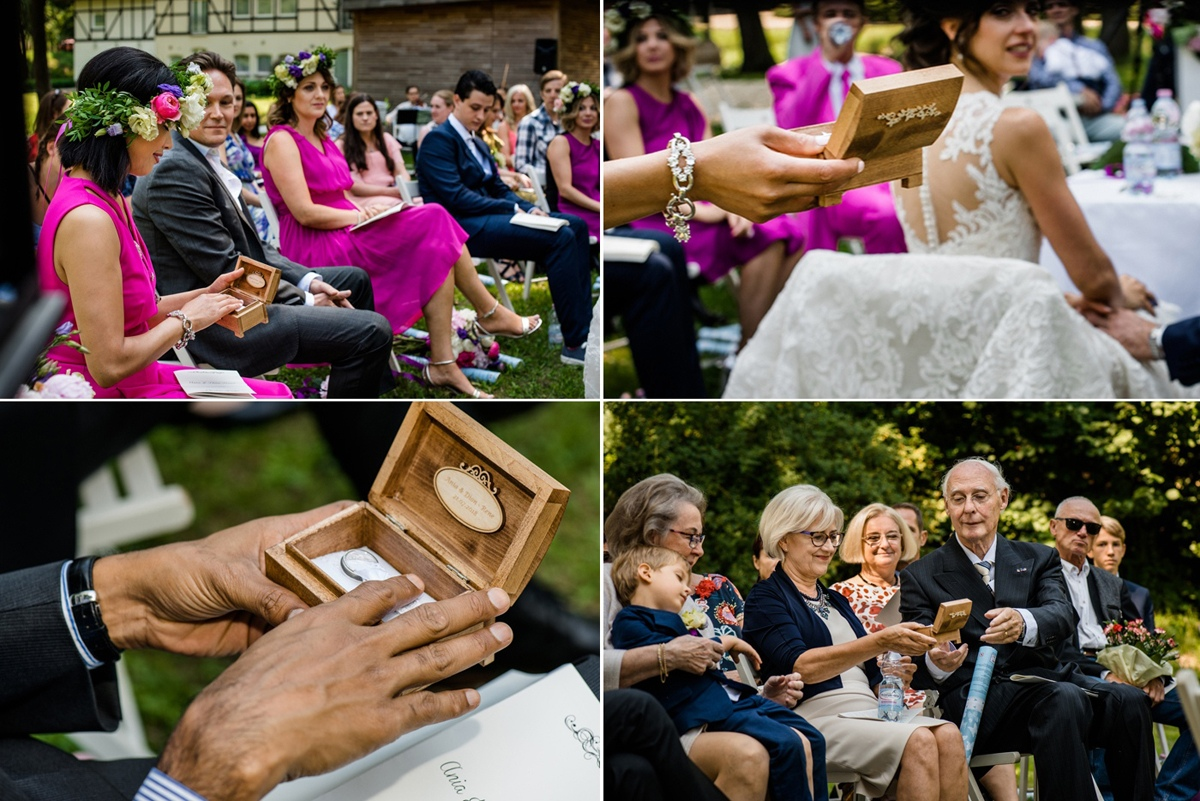 rings warming ceremony