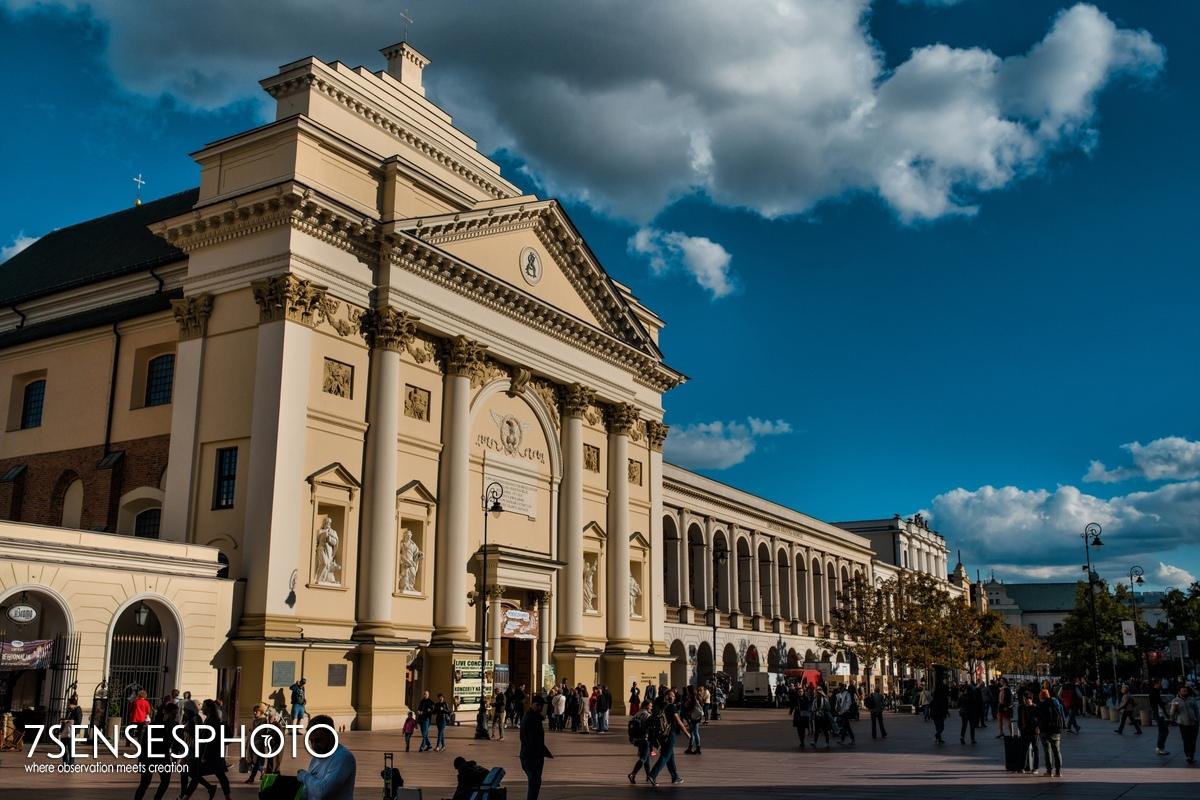 Centralna Biblioteka Rolnicza Warszawa Krakowskie Przedmieście 66