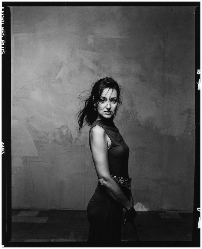 Anita Andrzejewska fotografia artystyczna portret analog Jolanta Suszko Adamczewska
