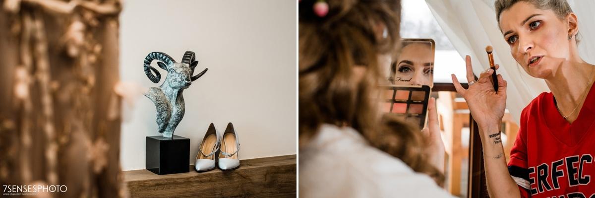 przygotowania do ślubu Para Młoda Zakopane Aries hotel Zaruskiego 5