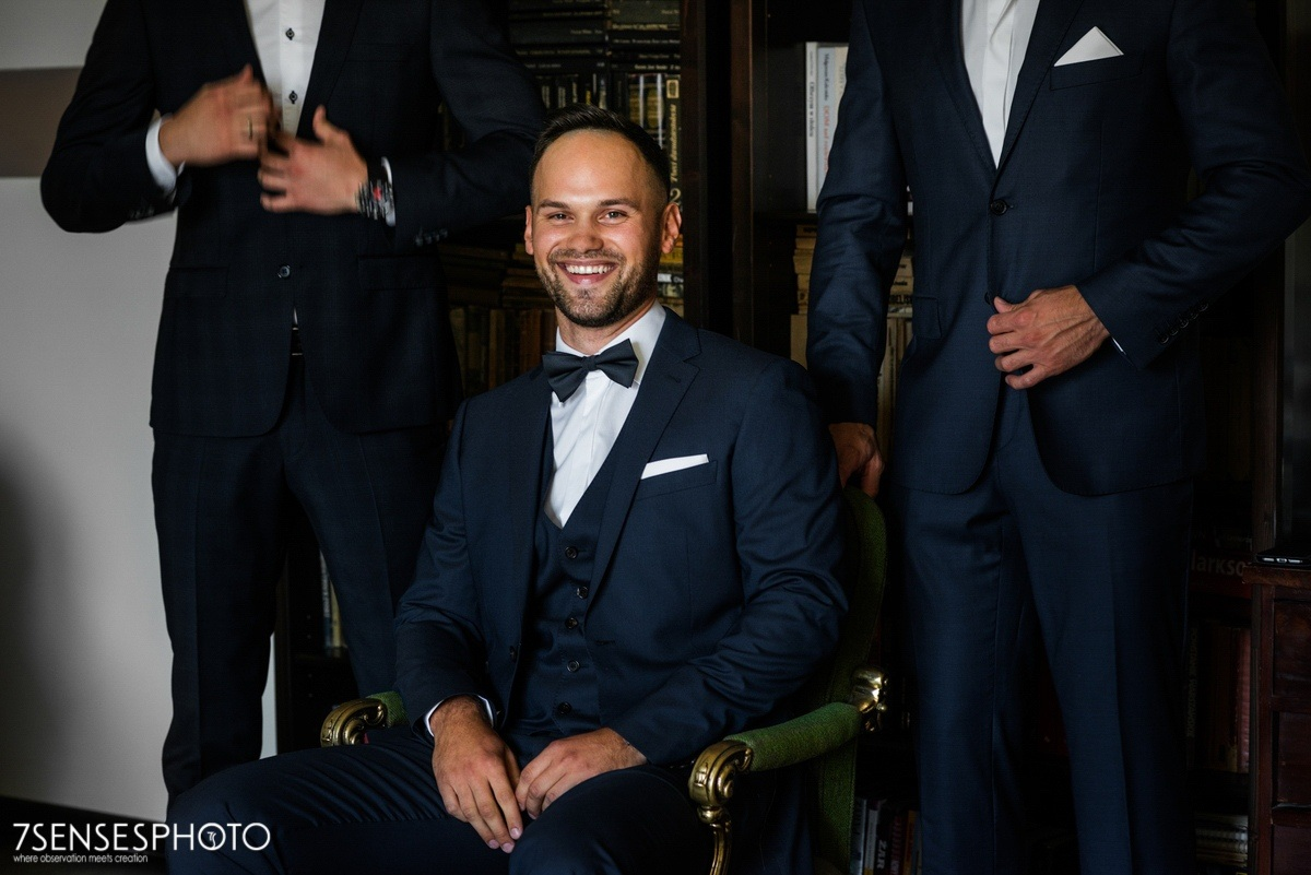 wyjątkowe wesele Warszawa przygotowania fotografia ślubna Warsaw Polo Club Jaroszowa Wola Pan Młody